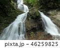 唐沢の滝 滝 川の写真 46259825