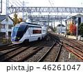 乗り物 電車 特急電車の写真 46261047