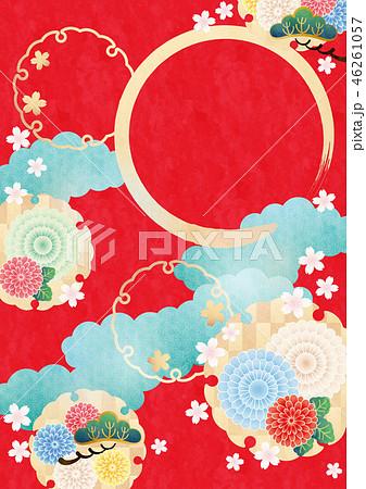 背景素材-お祝いイメージ 46261057