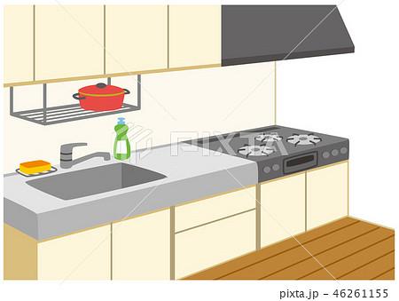 綺麗なキッチン 46261155