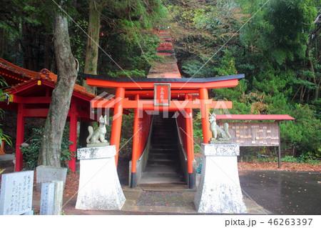 下関市の音無稲荷神社 46263397