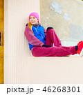 運動 エクササイズ 女の写真 46268301