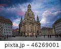 ドレスデン ドイツ ジャーマンの写真 46269001