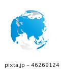 地球 ベクタ ベクターのイラスト 46269124