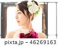ブライダル ウェディング 花嫁の写真 46269163