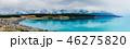 lake pukak in New Zealand. 46275820