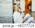 女性 人 人物の写真 46277719