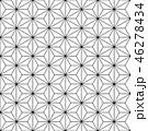 パターン 柄 模様のイラスト 46278434