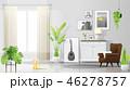インテリア 暮らし 生計のイラスト 46278757