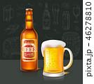 ビール クラシック 古典のイラスト 46278810