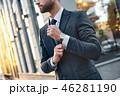 男 ビジネスマン 実業家の写真 46281190