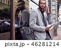 ビジネス 職業 ビジネスマンの写真 46281214