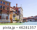 ベニス 運河 ヴェニスの写真 46281357