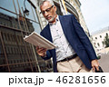 男 男性 ビジネスマンの写真 46281656