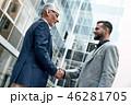 ビジネスマン 人々 人物の写真 46281705