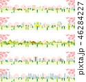 桜 花見 春のイラスト 46284227