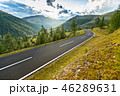 アルプス アルプス山脈 アルペンの写真 46289631