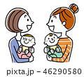 子育て:ママ友 46290580