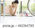 若い女性 ビジネス ビジネスウーマンの写真 46294795