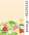 背景素材-お祝いイメージ 46295243
