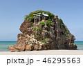 稲佐の浜 弁天島 出雲大社の写真 46295563