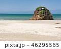 稲佐の浜 弁天島 海岸の写真 46295565