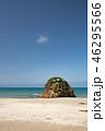 稲佐の浜 弁天島 海岸の写真 46295566