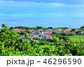 小浜島 八重山諸島 夏の写真 46296590