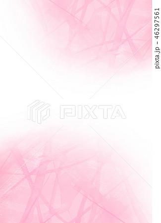 背景素材 水彩テクスチャー ピンク 46297561