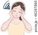 女性/頭痛 46297860