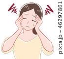 女性/頭痛 46297861