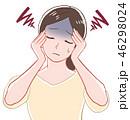 女性/頭痛 46298024