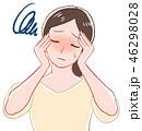 女性/頭痛 46298028