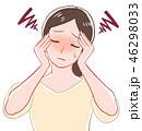 女性/頭痛 46298033