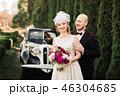 新婦 花嫁 車の写真 46304685