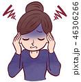 女性/頭痛 46306266