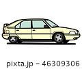 ベクター 自動車 車のイラスト 46309306