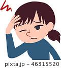 女性/頭痛 46315520