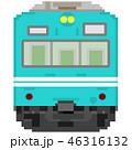 ドット絵風の仙石線105系 46316132