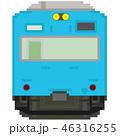ドット絵風の阪和線103系(低運転台・体質改善40N車) 46316255