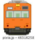 ドット絵風の大阪環状線103系(低運転台) 46316258