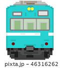 ドット絵風の阪和線103系(低運転台) 46316262
