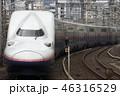 新幹線 電車 上越新幹線の写真 46316529