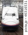 新幹線 電車 上越新幹線の写真 46316531