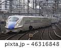 北陸新幹線 新幹線 電車の写真 46316848