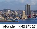 長崎 長崎港 港の写真 46317123