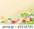 背景素材-お祝いイメージ 46318785