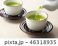 お茶 緑茶 煎茶の写真 46318935