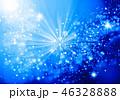 青紺色放射状背景 46328888