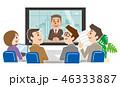 テレビ会議 46333887